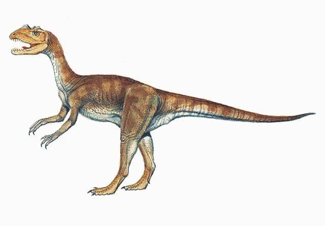 Sarcosaurus-dinosaur