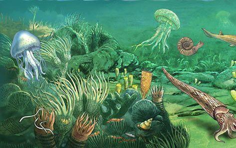 paleozoic-era