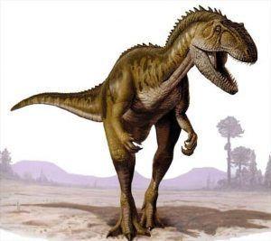 Abelisaurus-dinosaur