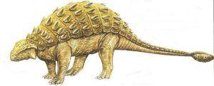 Pinacosaurus-dinosaur