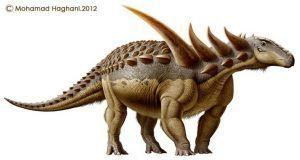 Sauropelta-dinosaur