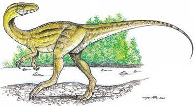 Staurikosaurus-dinosaur
